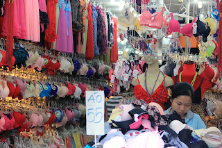 Vietnamese lingerie shops in Saigon