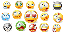 New FB Smileys