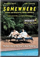 Somewhere, DVD, blu-ray, cover