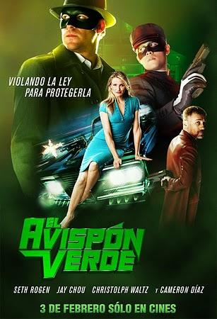 The Green Hornet (El avispón verde) (2011)