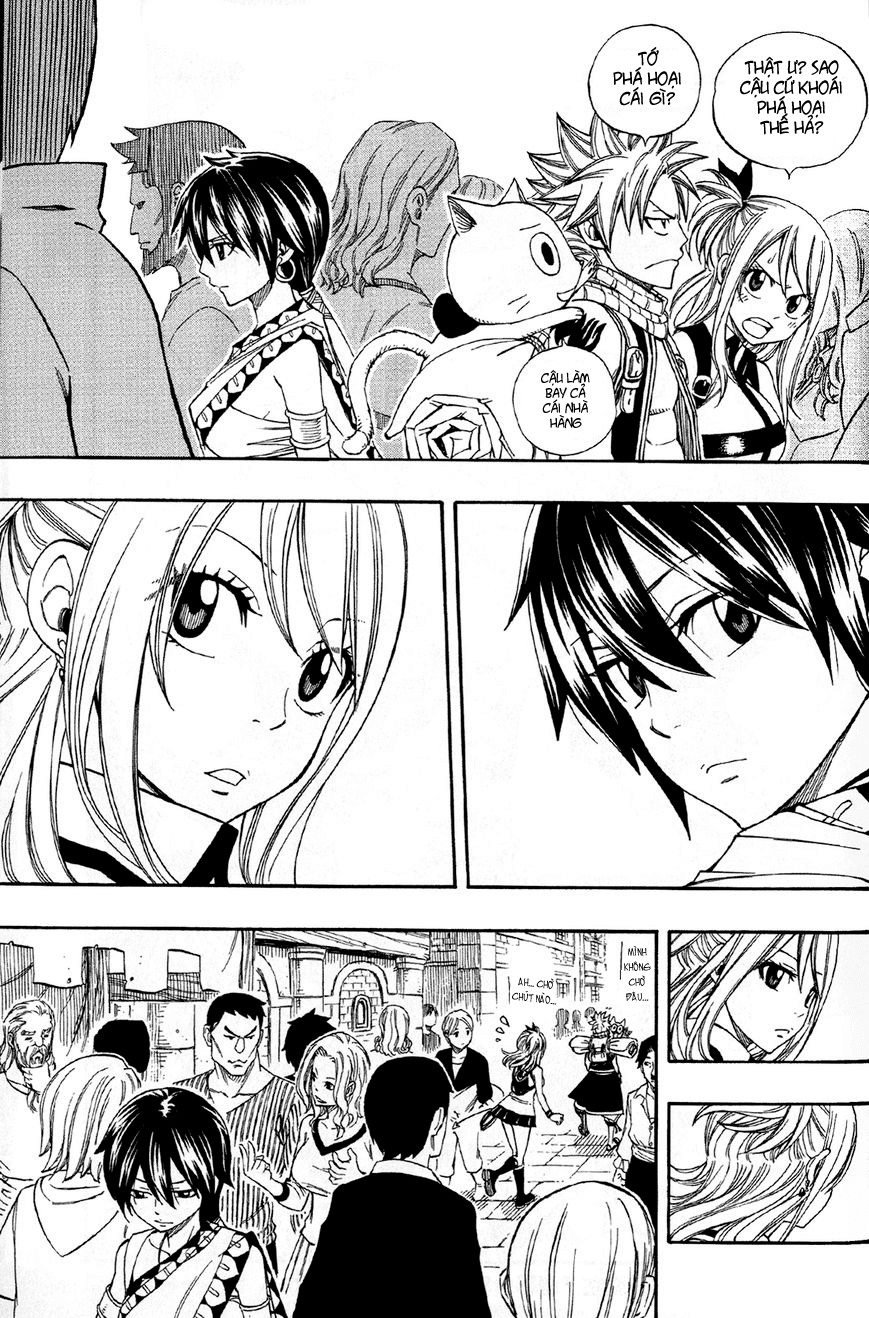 Fairy Tail the Movie: Priestess of The Phoenix - The Sunrise Chapter 0 page 30 Congtruyen24h