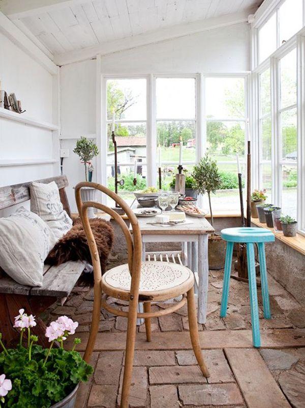 Terrazas acristaladas peque as colores en casa for Fotos terrazas pequenas
