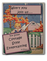Etsy Cottage Style Party