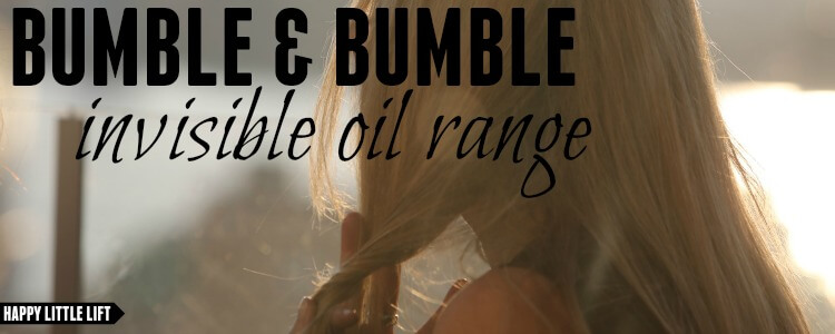 Bumble & Bumble | Hairdresser's Invisible Oil Range