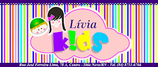 Chegou em Stio Novo, Lvia Kids