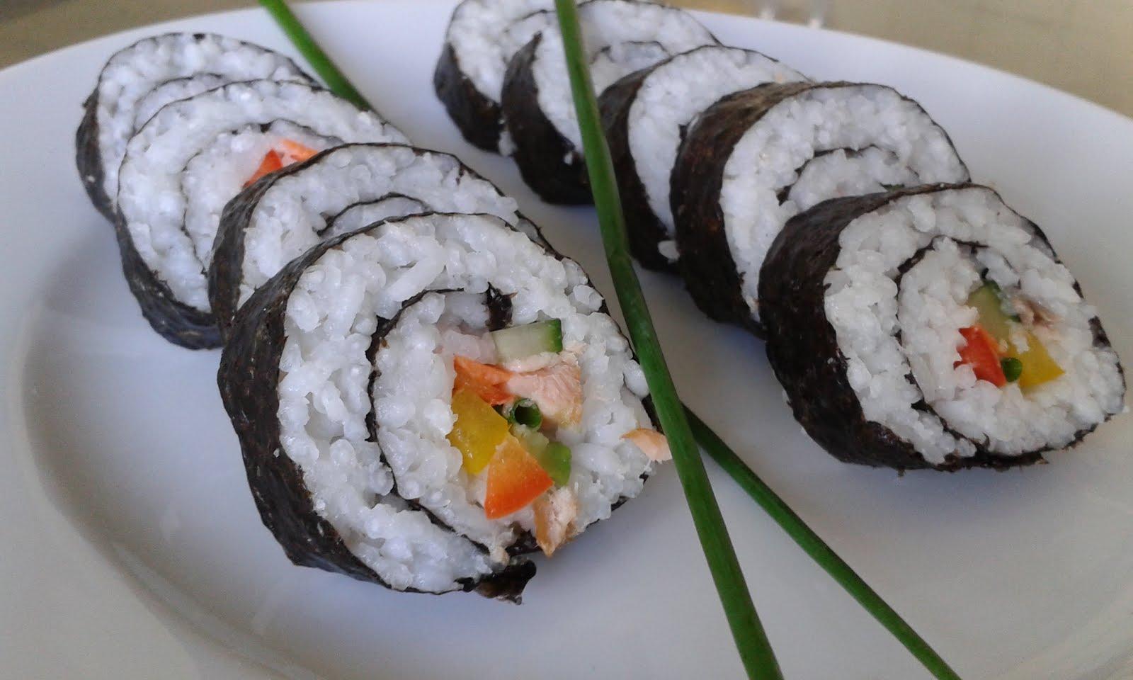 Szkolne sushi