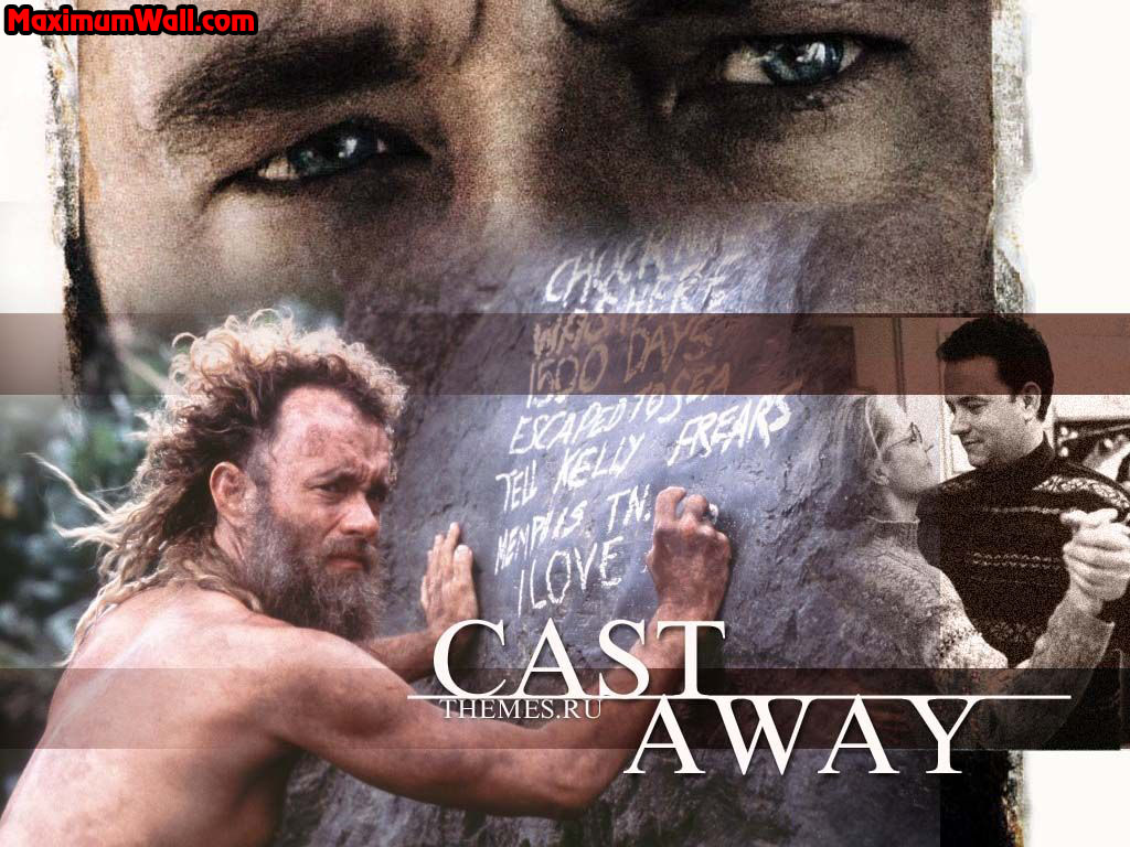 The Invisible Ink Blog: Cast Away: Act One Breakdown