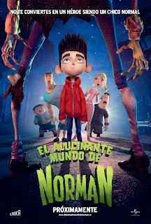ParaNorman / El Alucinante Mundo de Norman Poster