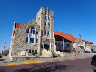 First Presbyterian Church in Dodge City