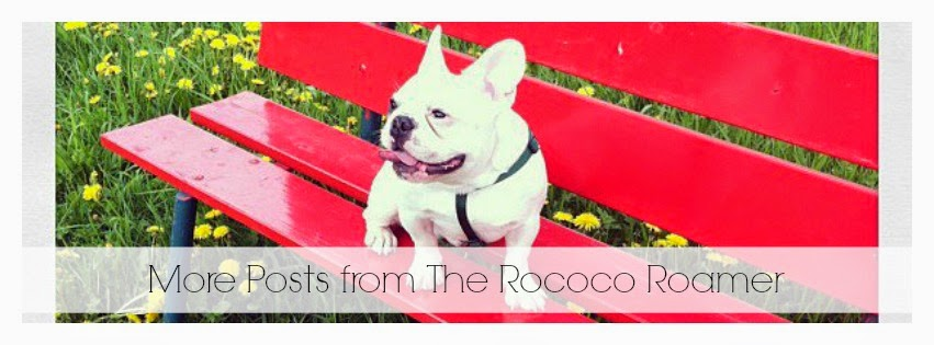 More Posts From The Rococo Roamer