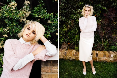 Sky Ferreira by Angelo Pennetta for i-D