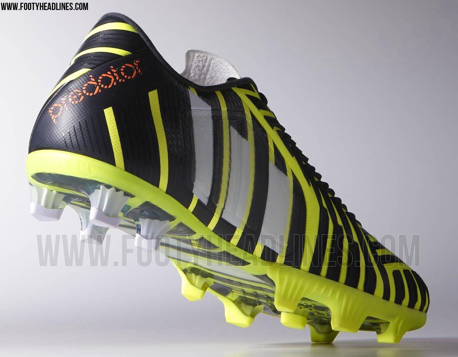 yellow black adidas predator instinct 2015 boots