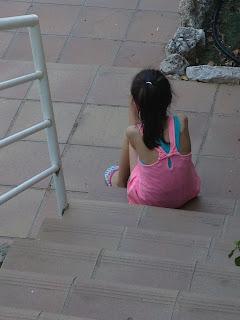 amigos, amigas, niños, niña, princesa, verano, vacaciones