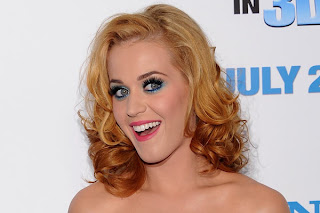 katy perry blonde hairstyles