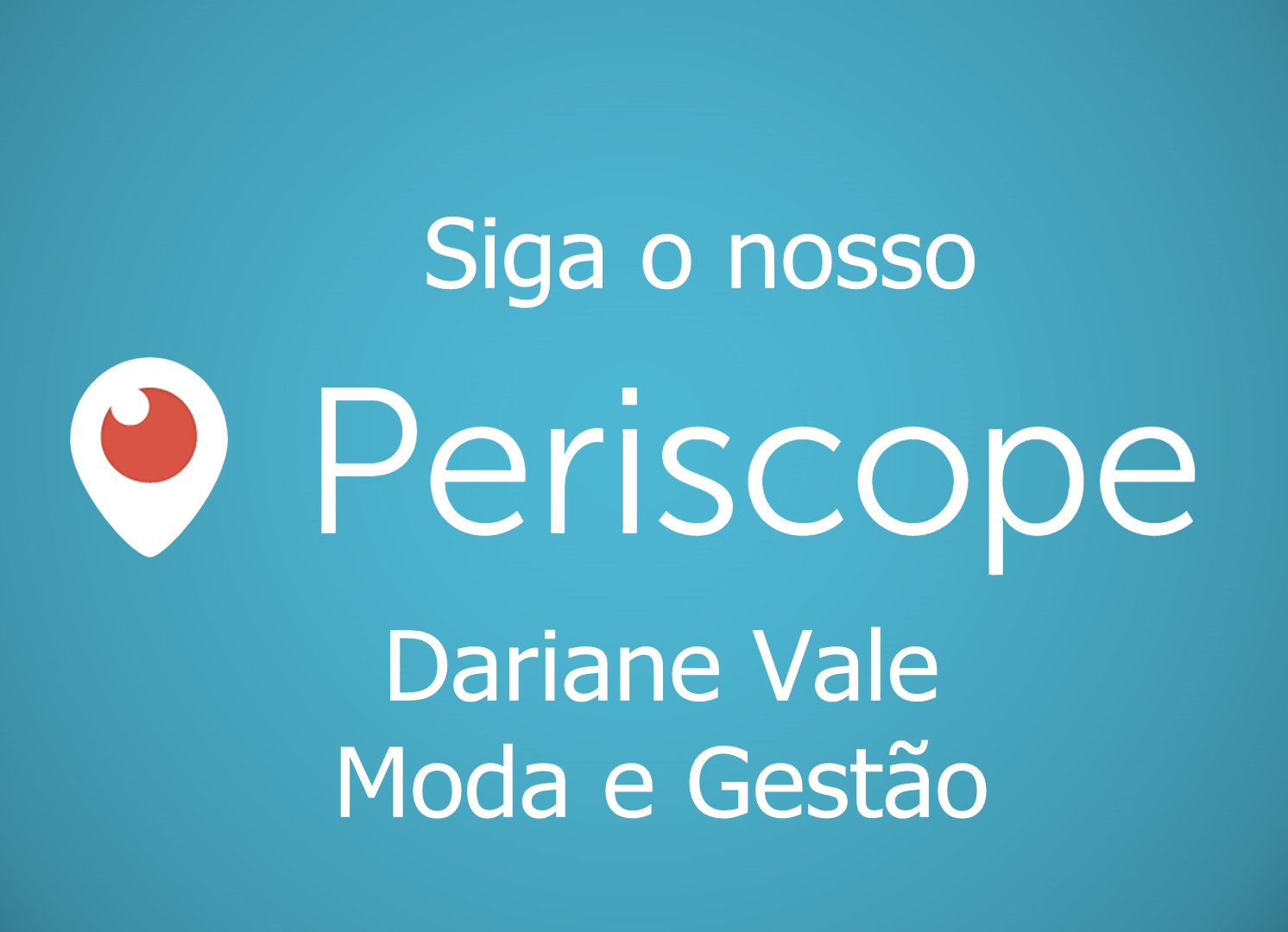 O Blog no Periscope