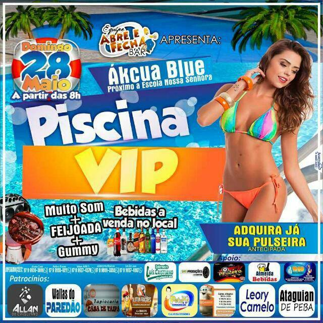 Piscina Vip Akcua Blue