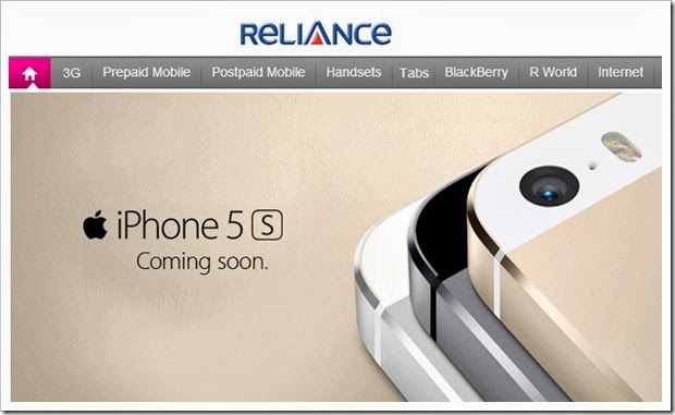 Reliance Offers iPhone 5S And 5C almost For Free, Reliance Offers iPhone 5S, Reliance Offers,  iPhone 5S in a cheap rate,  iPhone 5C in cheap rate,  iPhone 5S for free