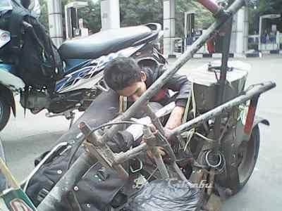 Motor Gembel