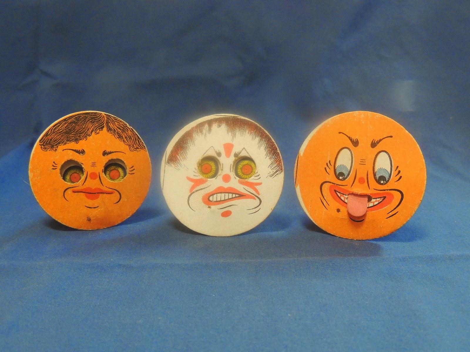 vintage halloween noisemaker german squeakers