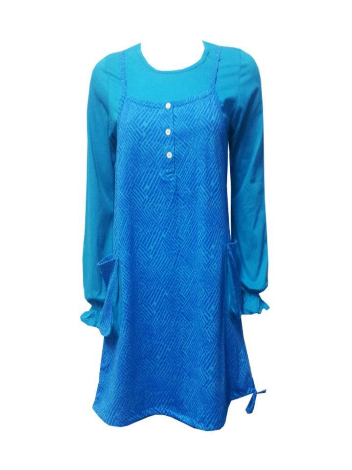 Busana Muslim Baju Muslim Rumah Madina Jilbab Baju | MEJOR CONJUNTO DE