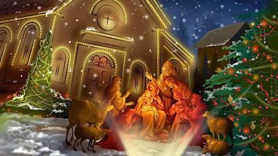 Salvapantallas Navidad HD