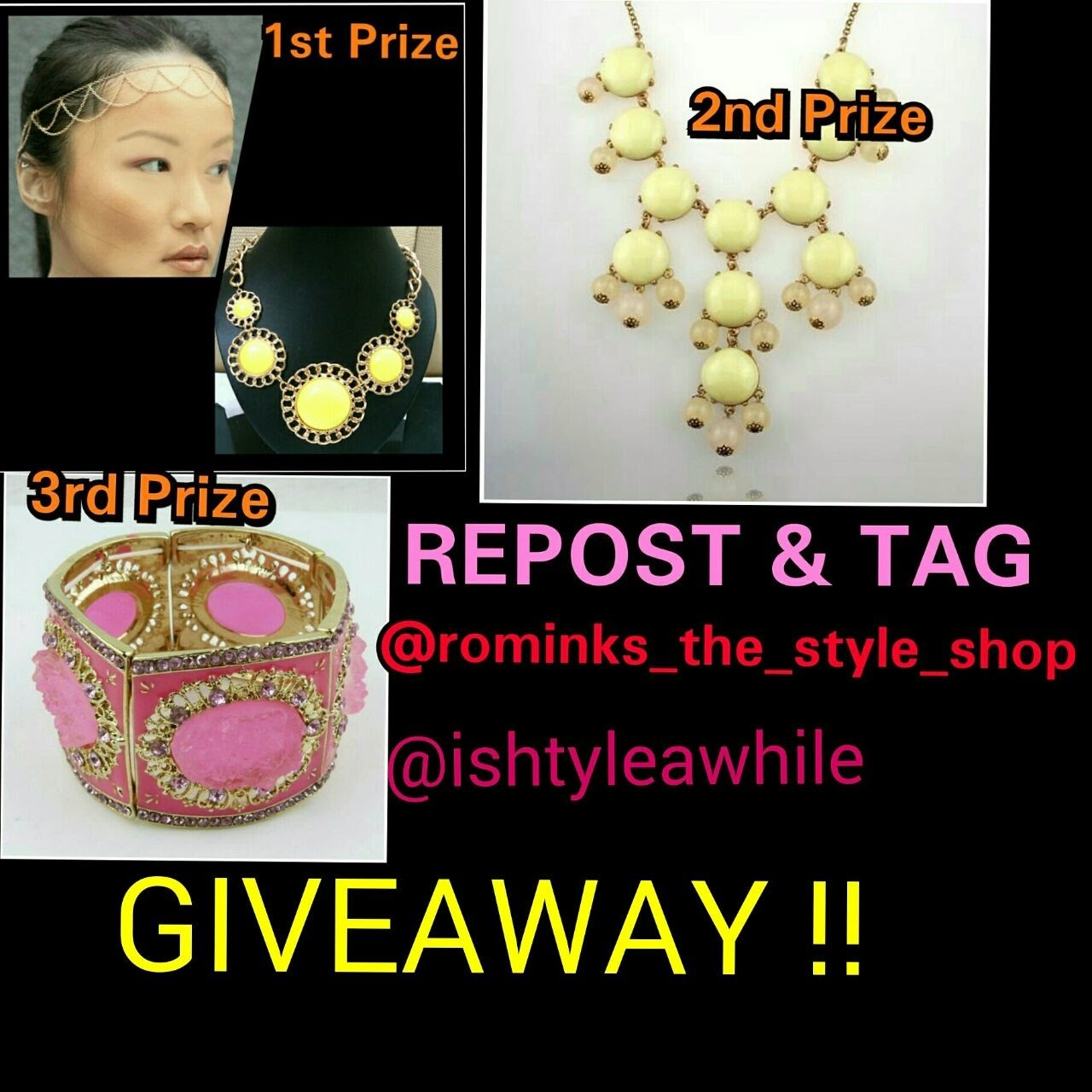 IshtyleAwhile on Instagram with a Diwali special Giveaway! image