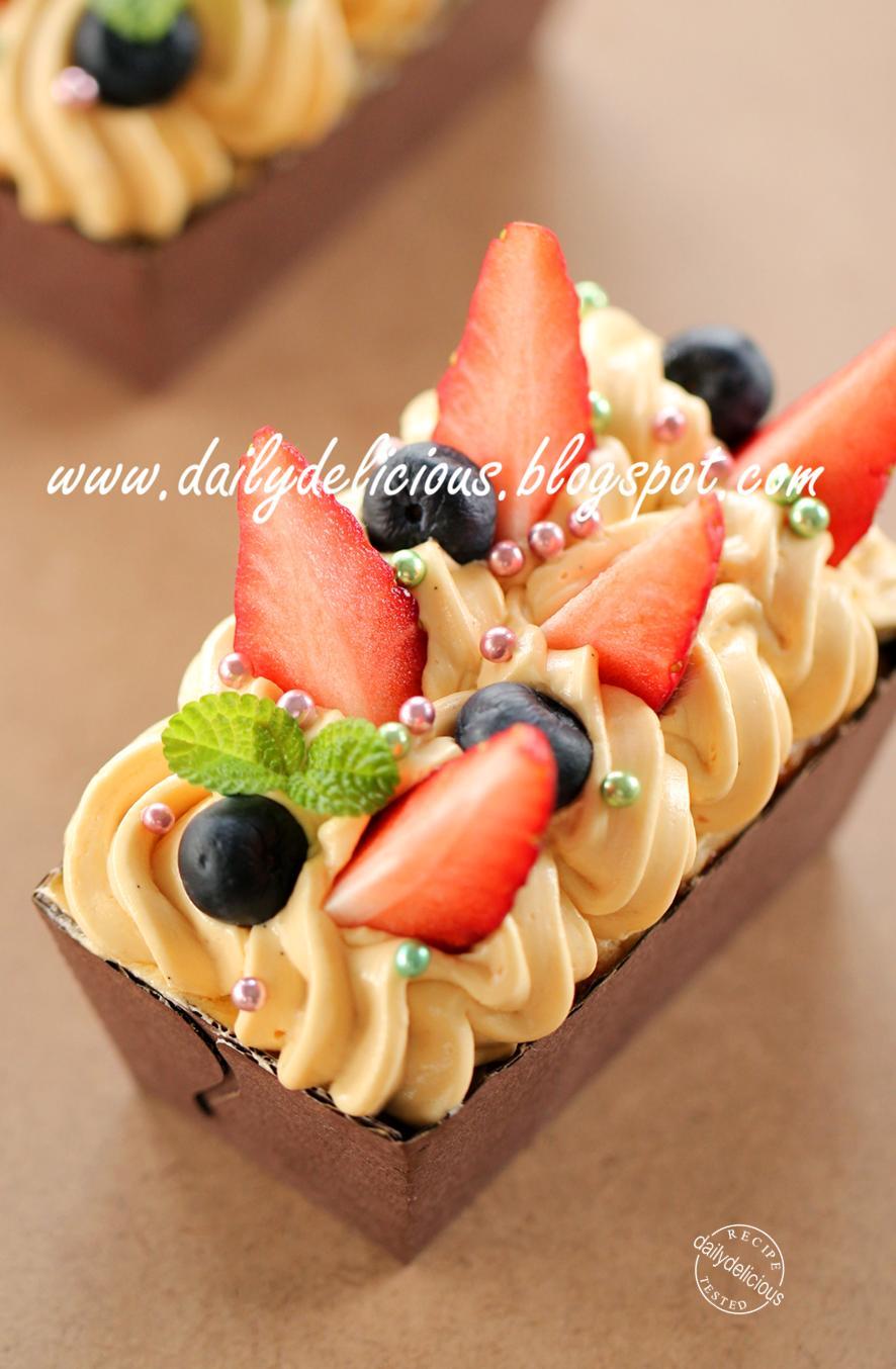 Caramel Birthday Cake Recipe Uk