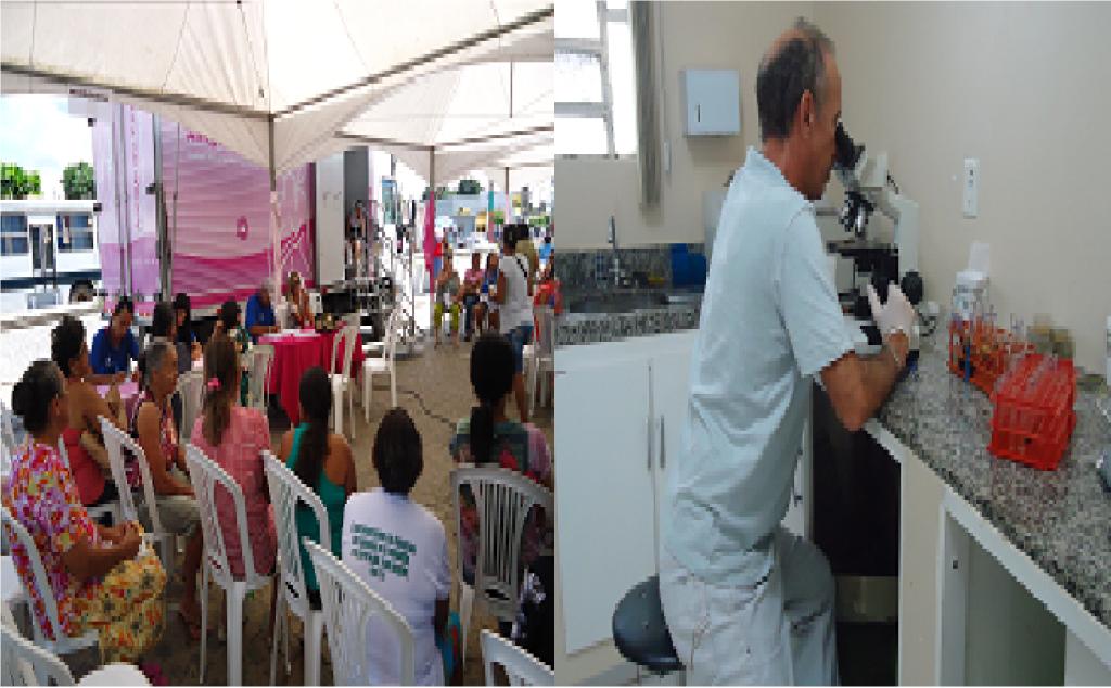 Secretaria de Saúde realizou 7791 exames especializados e laboratoriais dentro do município no prim