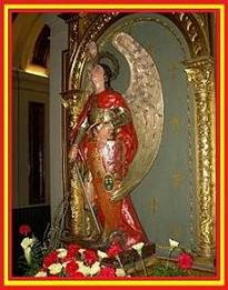 ¡Santo Ángel de España, proteger a nuestra Patria!