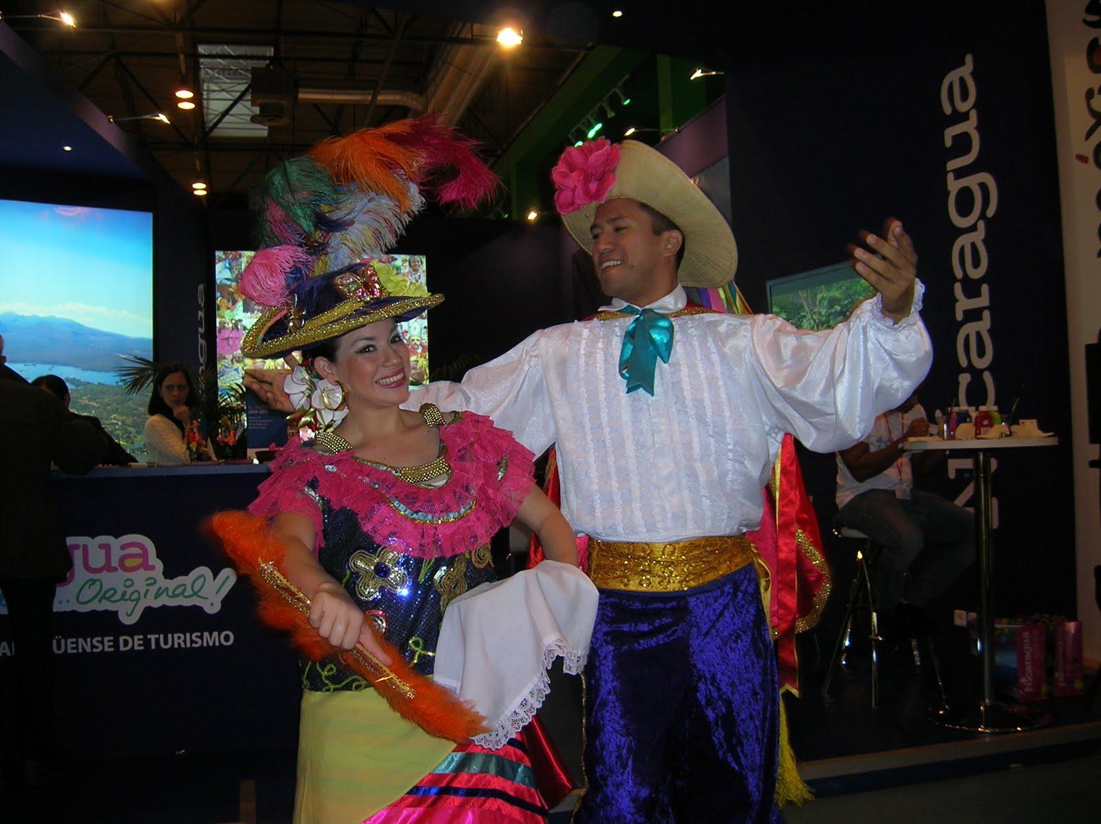 Fitur, stand Nicaragua, Nicaragua, vuelta al mundo, round the world, La vuelta al mundo de Asun y Ricardo