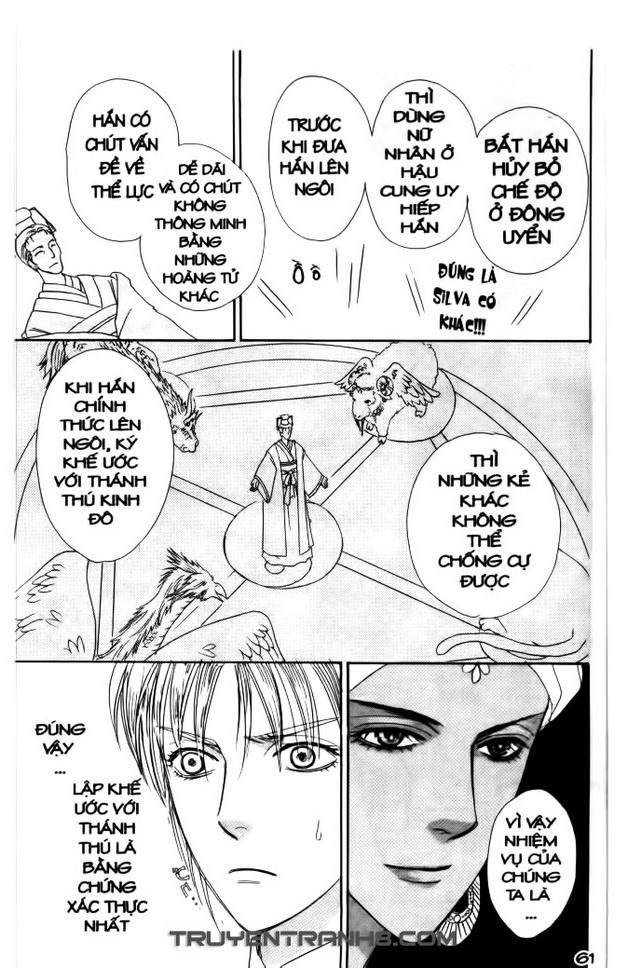 Đôi Cánh ỷ Thiên - Iten No Tsubasa chap 13 - Trang 11