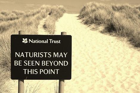 Studland Naturist Beach - Dorset