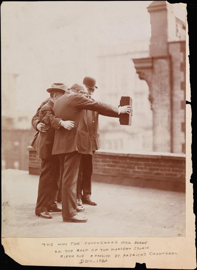 le Selfie c'est nouveau