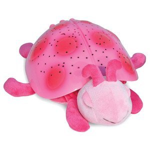 New Pink Twilight Ladybug Nightlight by Cloud B