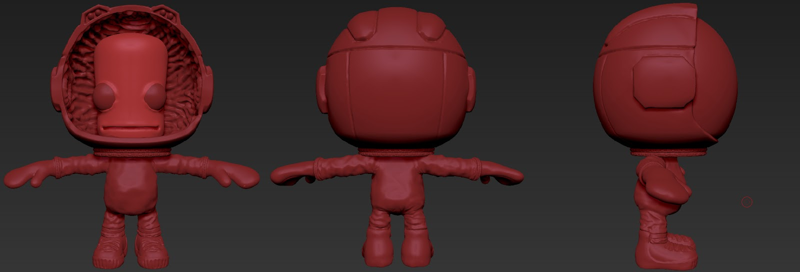 kerbal in space suit - photo #19