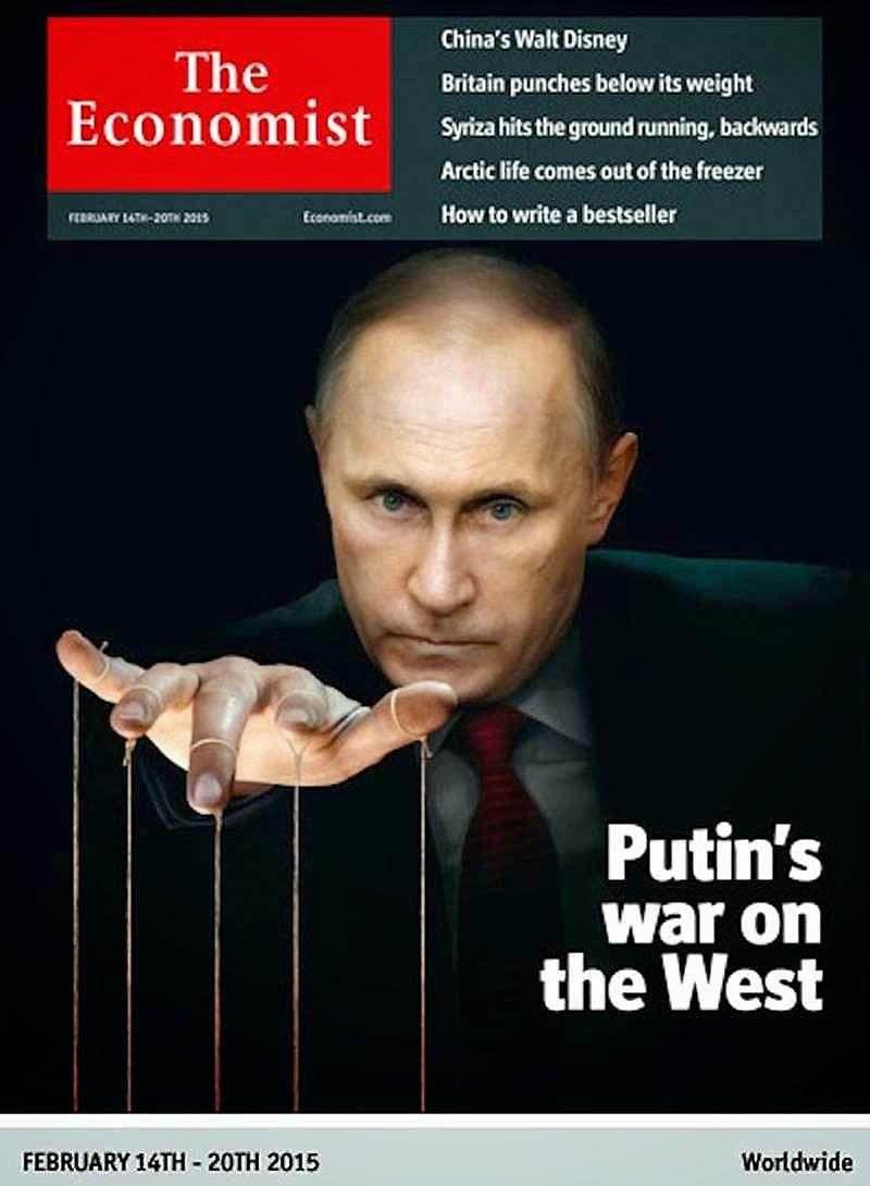 """Putin: """"eu não estou fazendo nada na Ucrânia!"""""""