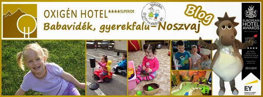 Babavidék - Gyerekfalu - Oxigén Hotel