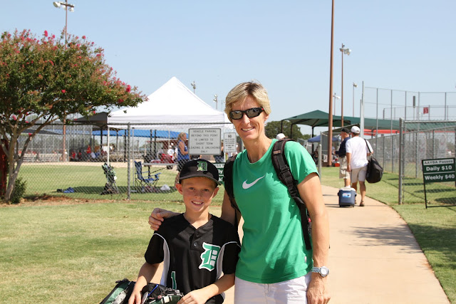 Brandon- World Series Baseball Tournament