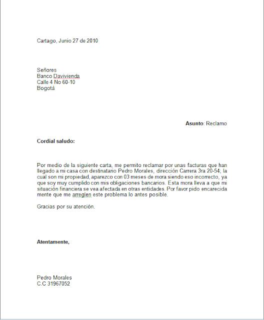 Modelo Carta De Notificacion | newhairstylesformen2014.com