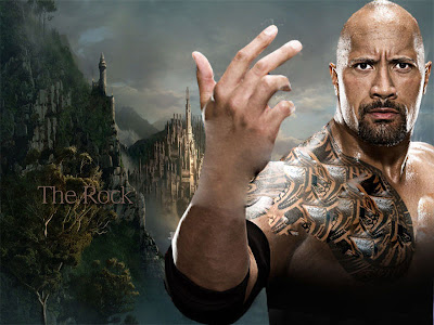 The Rock Latest Desktop Wallpaper