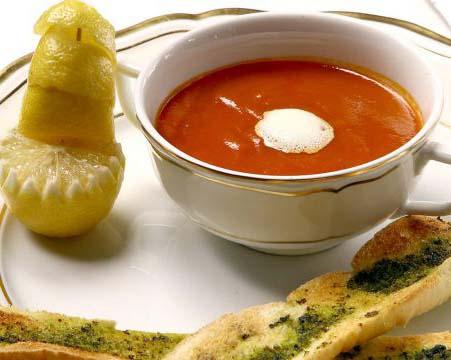 شوربة الطماطم - وصفة شوربة الطماطم - طريقة عمل شوربة الطماطم