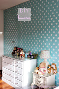 DIY pared de lunares
