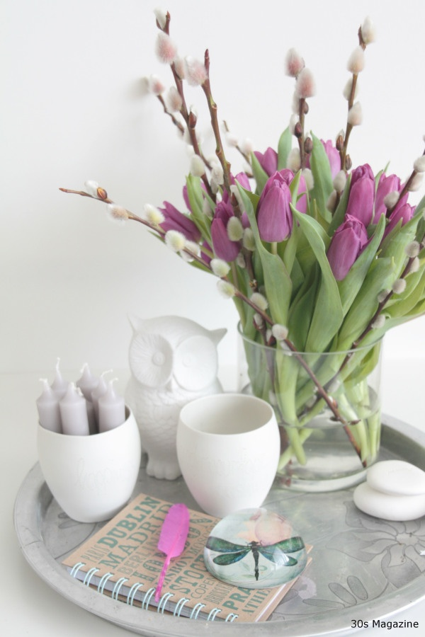 Designing Home: Decor refresh for spring