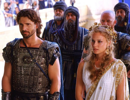 helen of troy characters In the 2003 tv miniseries helen of troy, the character paris, played by actor matthew marsden, is killed by agamemnon the story was also made into a 2003 musical,.