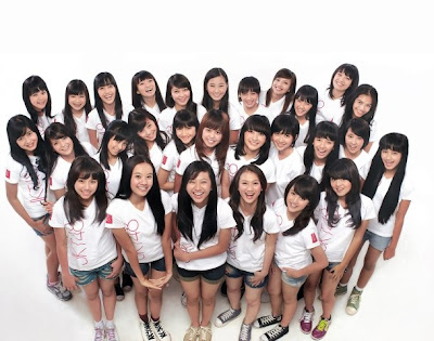 Biography JKT48 - Indonesia
