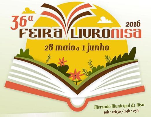 NISA: 36ª FEIRA DO LIVRO - MERCADO MUNICIPAL
