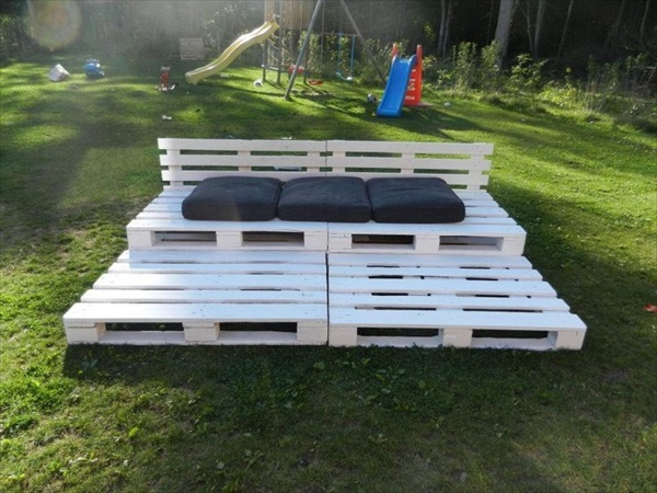 yes pallets are always to found in your surrounding areas and mostly come to sight while staring at a scrap pile looking into a dumpster or while visiting build pallet furniture plans