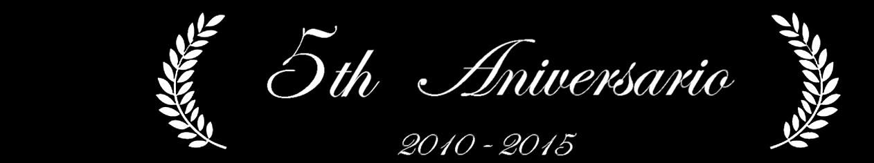 5th Aniversario