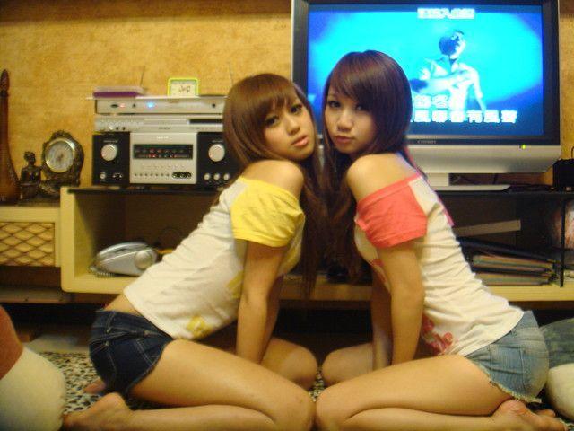 Foto Cewek Kembar Cantik