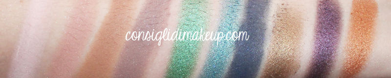 swatches vice 3 urban decay recensione